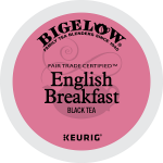 Bigelow Earl English Breakfast Black Tea K cup