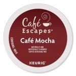 Cafe Escapes Mocha K-Cup