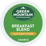 Green Mountain Coffee Breakfast blend K-Cup
