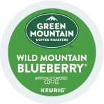 Green Mountain Coffee Wild Mountain Blueberry K-Cup