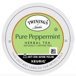 Twinings of London Pure Peppermint K-Cup