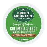 Grreen Mountain Coffee colombia 96 count k cups keurig