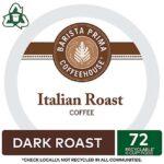 Barista Prima italian Roast 72 pack